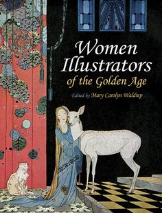 Celebrating Women's History Month ...  Check out all of these samples ... some might even bring back some memories!  A whole generation grew up with these illustrations -- this is a fantastic book