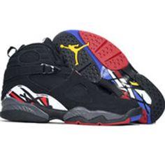 Air Jordan retro 8's playoff edition Air Jordan Retro 8, Jordan Viii, Vintage Nike, Vintage Shoes, Popular Sneakers, Nike Air Jordans, Jordan Shoes, Men's Shoes, Shoe Game