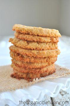 Three Ingredient Sugar Cookies