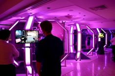 W Hotel, Vr, Neon Signs, Events