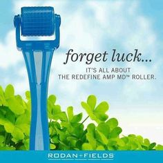 If you're over 30 you need to be ROLLING! At 25 collagen production begins decreasing leading to wrinkles, fine lines, sagging, dark circles. AMP MD System helps by:🍀Condition skin's surface w micro-exfoliating tips.🍀Increase firmness & elasticity.🍀Reduce lines & wrinkles.🍀Improve texture & minimize pores.🍀Adding it to your regimen can boost anti-aging results 50%.🍀100% in clinical study saw improvement in wrinkles.🍀The Today Show calls it the best spent minute in anti-aging!