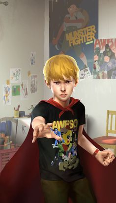 Life is Strange The Awesome Adventures of Captain Spirit on Xbox One #lifeisstrange #gaming #videogames #geek