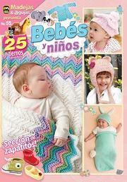 Madejas y Agujas Presenta No. 55 - Bebés y Niños - Formato Digital