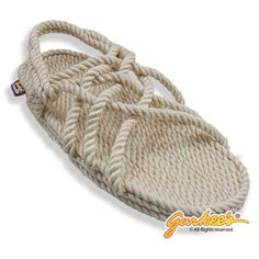 16 Best gurkees images | Rope sandals, Sandals, Shoes