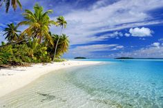 Cook Islands: A tropical paradise of 15 major islands and coral atolls located in the South Pacific. The capital is the city of Avarua, on the most populous island Rarotonga.