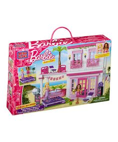 Take a look at this Barbie Build 'n Play Beach House by Barbie on #zulily today!