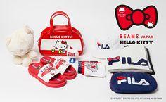 ハローキティ×ビームスジャパン - 70年代のグッズをリデザイン、フィラ別注スポーツウェアも 写真1