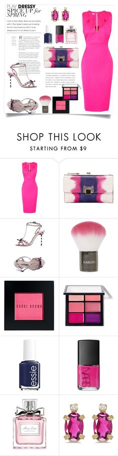 """""""SS16 Get the Look #Sophia Webster Sandals"""" by phillipst622 on Polyvore featuring Antonio Berardi, Rebecca Minkoff, Sophia Webster, Topshop, Bobbi Brown Cosmetics, MAC Cosmetics, Essie, NARS Cosmetics, Christian Dior and BillyTheTree"""