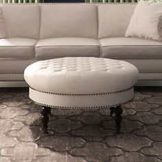 You'll love the Gahn Round Tufted Ottoman at Wayfair - Great Deals on all Furniture  products with Free Shipping on most stuff, even the big stuff.
