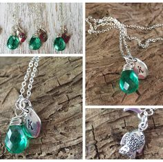 How about a little Emerald green for you?