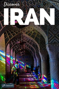 "The first question people asked me when I told them I was visiting Iran was ""why?"" The second was ""Is it safe to visit Iran? Let me tell you right from the start – yes, it is safe for Americans and women to visit Iran. (but bring your head scarf). Iran Travel, Asia Travel, Monuments, Visit Iran, Luxor Egypt, Vintage Travel Posters, Family Travel, Adventure Travel, Places To See"