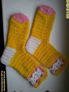 Girly children socks