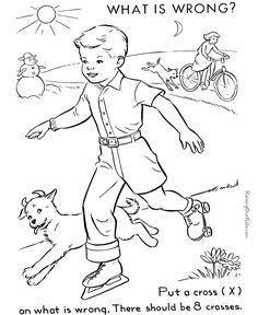 Saluki Coloring Page (and many more dog coloring pages for