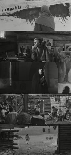 Andrei Rublev film by Andrei Tarkovsky