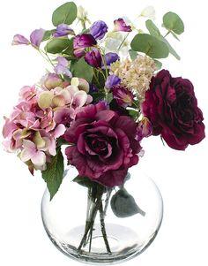 Paper Whites - Flower Arrangement in Glass  https://api.shopstyle.com/action/apiVisitRetailer?id=521677856&pid=uid2500-37484350-28