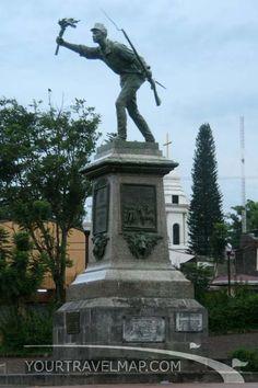 Costa Rica|Alajuela|En los rastros del héroe nacional Juan ...