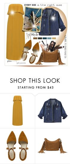 """""""My signature style..."""" by fashionlibra84 ❤ liked on Polyvore featuring NARS Cosmetics, Mat and Michael Kors"""