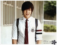 Playful kiss - Baek Seung Jo