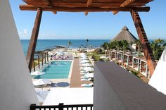 Club Med Cancun Yucatan www.vowtotravel.com Book a well deserved getaway today!