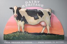 Read why being the dairy capital just comes easily to Oxford County