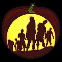 Zombie Apocalypse Co Stoneykins Pumpkin Carving Patterns And Stencils Decorations Pumpkins