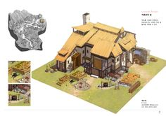 GGSCHOOL, Artist 배민영, Student Portfolio for game, 2D Scene Concept Art, www.ggschool.co.kr