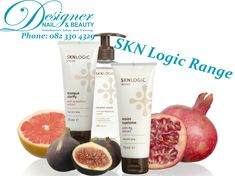 Infused with natural fruit extracts to promote beautiful results!  Get some of our SKN Logic range for your salon today and leave your clients happy and satisfied!  We also have a wide range of other products ranging from sanitizers to polishes and much more.  Feel free to view our website and browse through our wide range of products.  Phone: 082 330 4329  Email: Info@designernailandbeauty.co.za   Website: www.designernailandbeauty.co.za  #DesignerNailAndBeauty #Designer #DesignerNails #SKN…