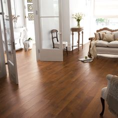 Karndean Art Select Vinyl Planks - HC01 Dawn Oak