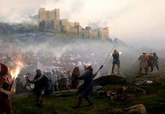 1216, Luis VIII de Francia desembarca en Inglaterra intentando hacerse con el trono, pero el castillo de Dover resiste su asedio, pese a la toma de las defensas exteriores. Cortesía de Cabrera Peña. Más en www.elgrancapitan.org/foro