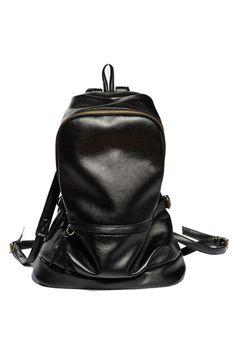 Lovely+Style+Black+Backpack+50.99