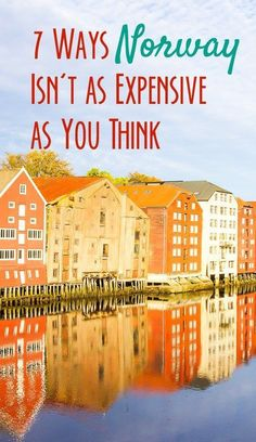 Travel to Norway on a small backpacker budget is totally possible - in fact there are a lot of things in Norway that are quite cheap if you know where to look. Don't believe me? Read on! #backbackingnorway