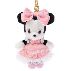 [ Official ] Disney Store | stuffed key chains girly Minnie : | Disney Goods Gift of official mail order site Disneystore Japan