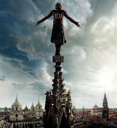 Assassin's creed - We work in the dark to serve the light. We are assassins.