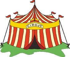 Autour du cirque