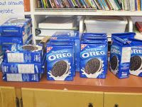 Oreo activities- Delicious approach to teaching mean, median, mode, and range, science, art, etc.