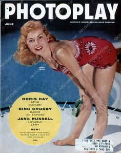 Janet Leigh Photoplay magazine cover 35m-5892