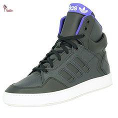 Adidas Originals BANKSHOT 2.0 W Chaussures Mode Sneakers Femme Cuir Noir - Chaussures adidas (*Partner-Link)