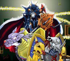 Digimon by ~Kage0kami on deviantART