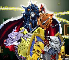 Digimon by ~Kage0kami on deviantART