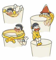 Osumatsu san imagines y comics Mai Waifu, Ichimatsu, Wattpad, Manga, Doujinshi, Brother, Fandoms, Cartoon, My Favorite Things