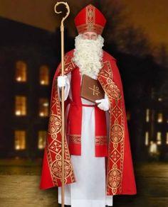 St Nicholas Costume