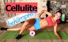 Cellulite bekämpfen - Workout - Blackroll Übungen - Schöne Beine - Foamr...