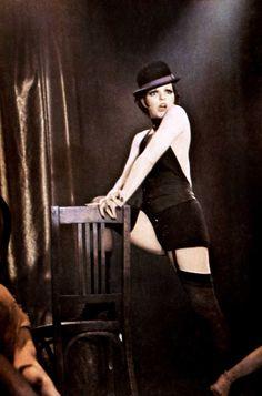 Liza Minnelli in Cabaret ~ 1972