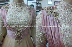 Kebaya Hijab, Prom Dresses, Formal Dresses, Detail, Fashion, Moda, Formal Gowns, Fasion, Trendy Fashion