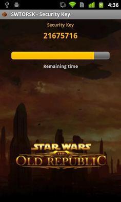 zzzThe Old Republic™ Security- screenshot