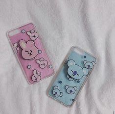 Kpop Phone Cases, Cute Phone Cases, Iphone Cases, Bts Doll, Besties, Aesthetic Phone Case, Tablet, Kpop Merch, Line Friends