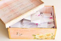 Geschenkaktionen und Hochzeitsspiele, die mal nicht nerven…. | Hochzeitsblog - The Little Wedding Corner