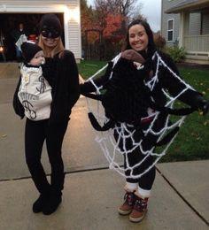 Babywearing costume Halloween