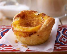 Portugiesische Vanilletörtchen Rezept | LECKER