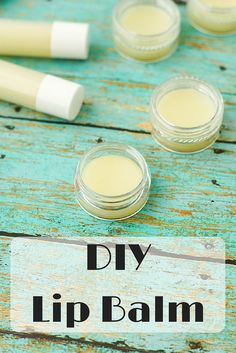 This DIY lip balm recipe is easy to make! This post shares all of the steps and ingredients you need to make these for yourself and for gifts.